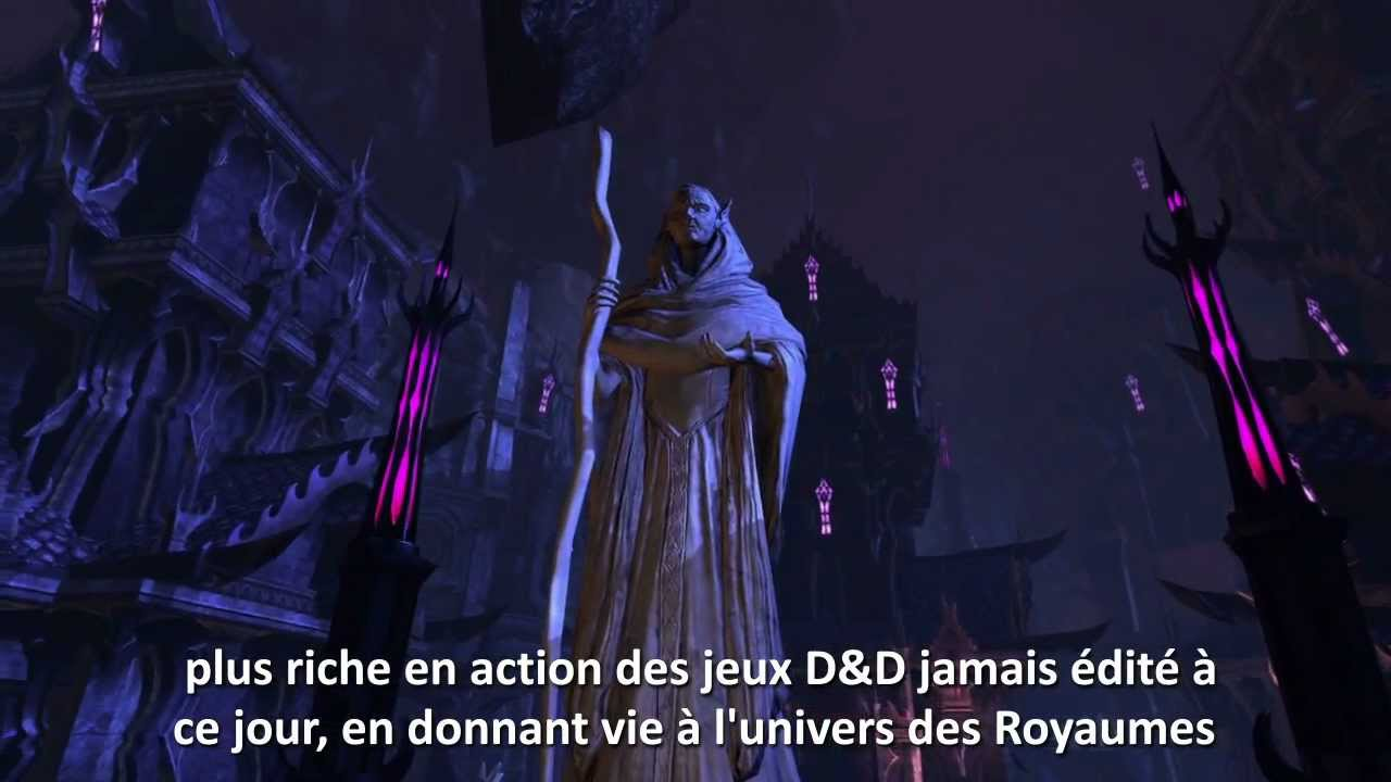 Neverwinter Donjons & Dragons : Jeu mmo gratuit !