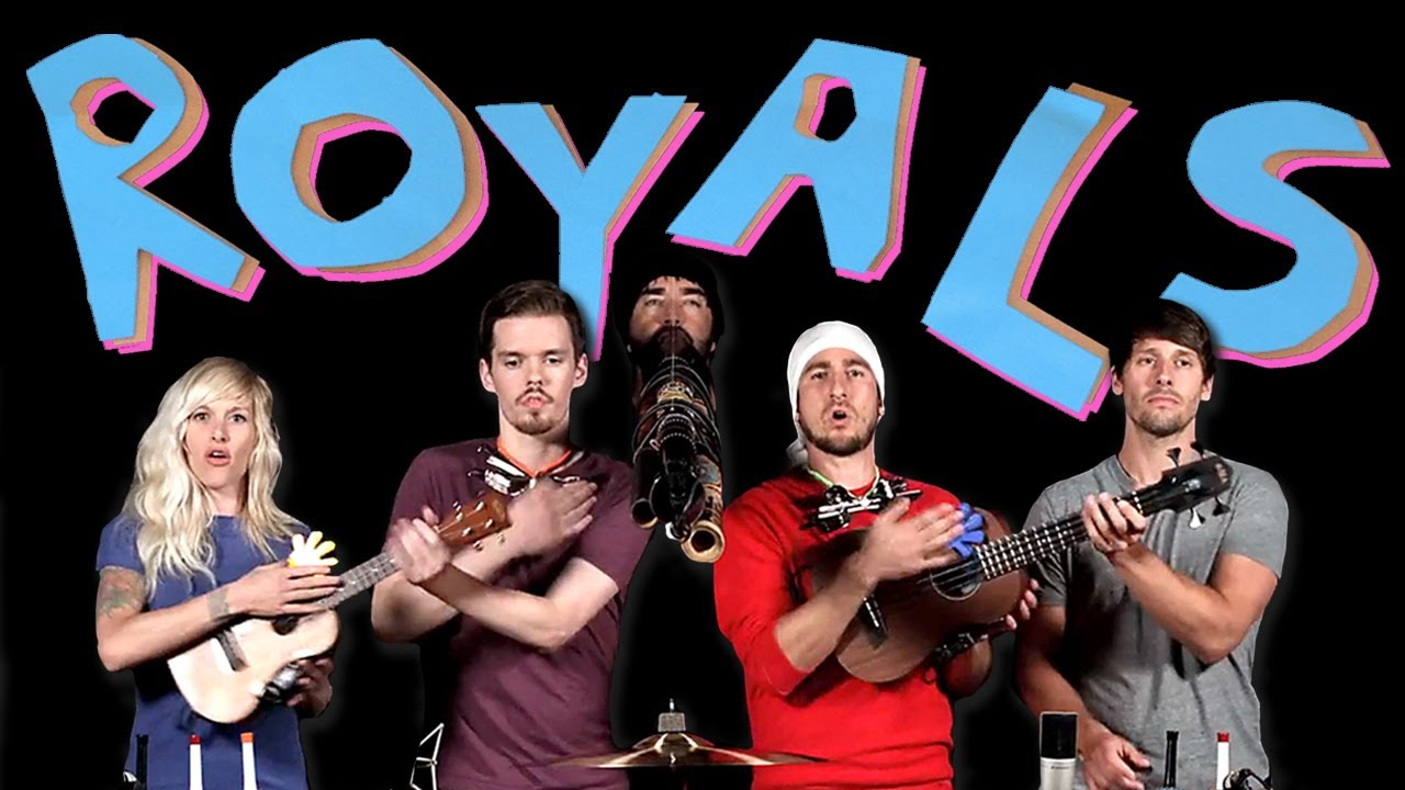 Royals – Walk off the Earth + Paroles et traduction